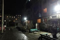 Дворовое освещение г. Рубцовск. Светильники ДВУ-50