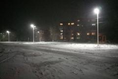 Освещение города Белово