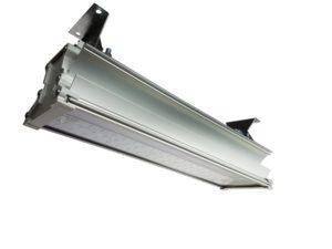 Промышленные светильники серии ДВП